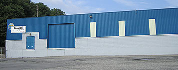 Trucking and Storage Facility Locations on 300 Peacock St. Pottsville PA