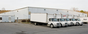 Trucking and Storage Facility Locations on 560 Industrial Drive, Orwigsburg PA